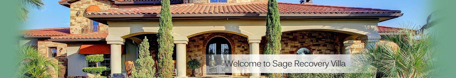 Sage Recovery Villa